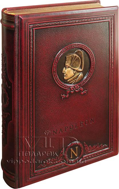 Книга Великие мысли Наполеона (модель 2)