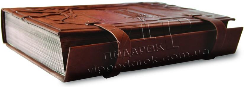Библия с клапаном тонированный обрез